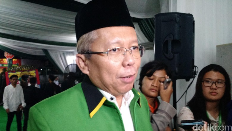 Diajak NasDem Dukung Ridwan Kamil, PPP: Kami Masih Mencermati