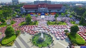 13 ASN Pemkot Surabaya Bolos Hari Pertama Kerja