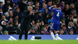 Buat Fabregas, Mourinho Pelatih dengan Permainan Mental Terbaik