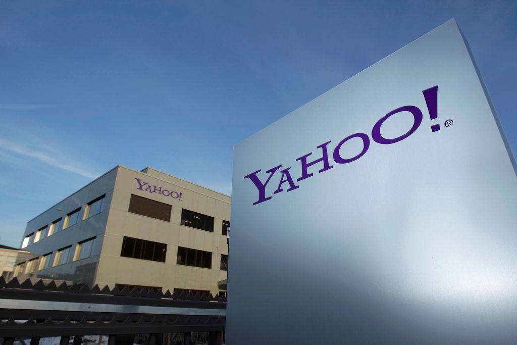 Siapa yang tidak kenal Yahoo? Dulu, layanan email sampai Yahoo Messenger begitu populer. Sekarang, Yahoo telah dalam proses penjualan ke operator telekomunikasi Verizon dan tidak begitu tenar lagi. Layanannya banyak ditinggalkan orang. Foto: Reuters/Denis Balibouse