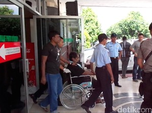Zulfiqar Ali, Terpidana Mati Kasus Narkoba Dijemput dari RSUD Cilacap