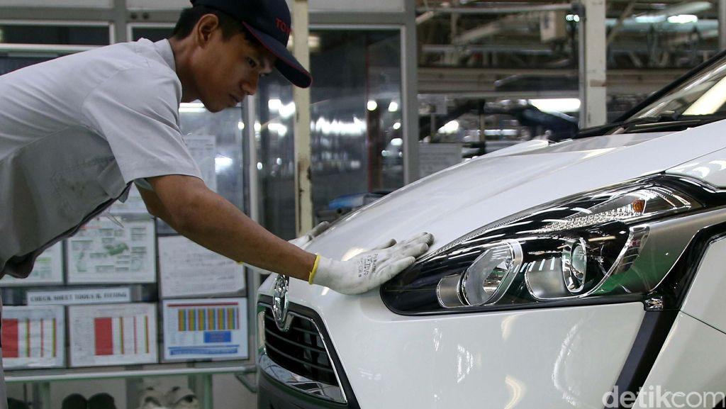 Jawaban Toyota saat Hubungan Toyota Indonesia dengan Serikat Pekerja Dipertanyakan