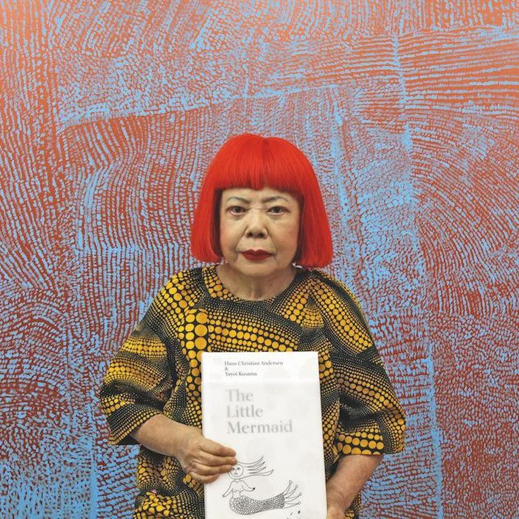 Melihat Perjalanan Seniman Nyentrik Yayoi Kusama dalam Film Dokumenter