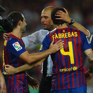 Buat Fabregas, Guardiola Masih Kalah dari Wenger dan Mourinho