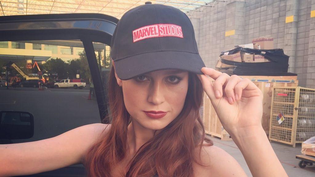Diet Sehat Ala Brie Larson, Pemeran Captain Marvel yang Seksi