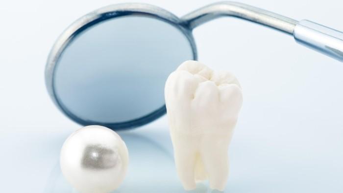 Kesehatan gigi. Foto: ilustrasi/thinkstock
