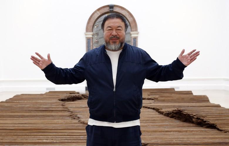 Pajang Karya di Sydney, Seniman Ai Weiwei Kritik Otoritas Australia