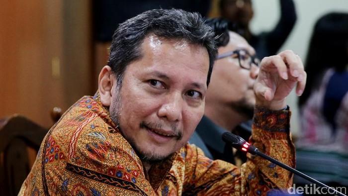 Foto: Alamsyah Saragih, Komisioner Ombudsman RI (Ari Saputra/detikINET)
