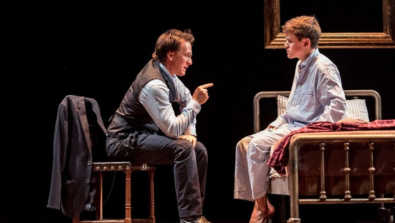 Harry Potter and the Cursed Child Masuk Nominasi WhatsOnStage Inggris  Foto: Manuel Harlan