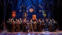 Gryffindor, Ravenclaw, Hufflepuff, dan Slytherin. (dok. Manuel Harlan)