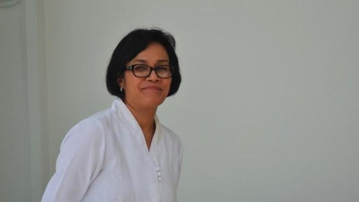 Sri Mulyani menjadi Menteri Keuangan