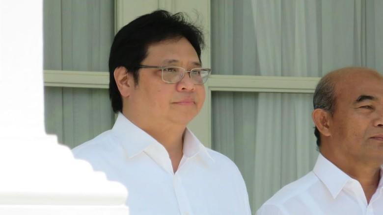 Politikus Golkar Airlangga Hartarto yang Teruskan Jejak Ayah Jadi Menperin
