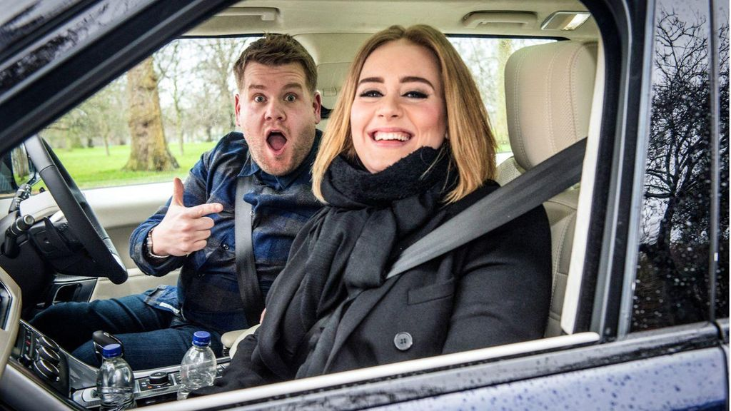 Apple Beli Carpool Karaoke