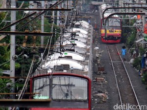 Proyek DDT di Manggarai, Waktu Tempuh KRL Bogor-Jakarta Bertambah