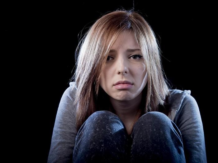Wanita yang takut karena digoda dan dilecehkan oleh adik iparnya sendiri/Foto: Thinkstock