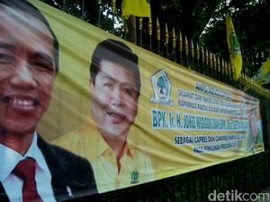 Desak Munaslub, Ketua Golkar Singgung Pencapresan Jokowi di 2019