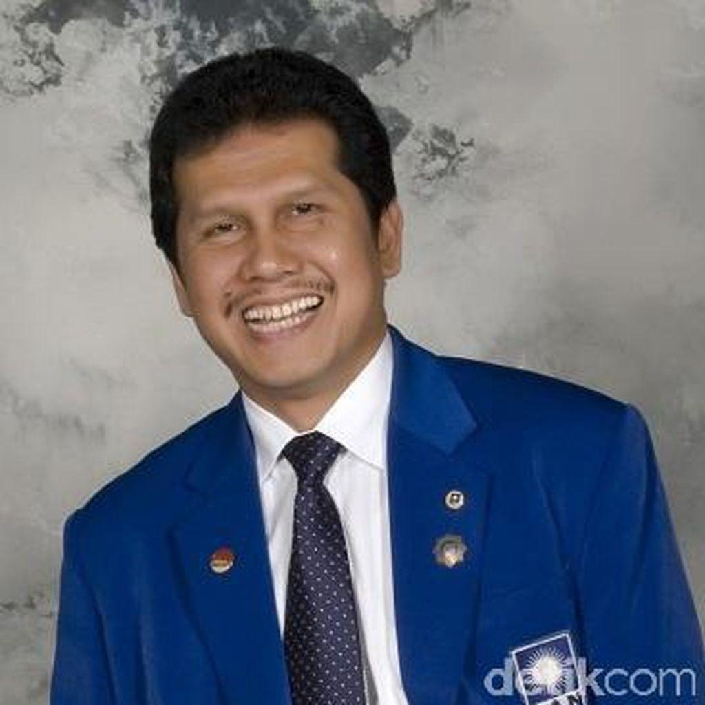 Mundur dari MenPAN-RB, Asman Abnur Berharap Jadi Anggota DPR
