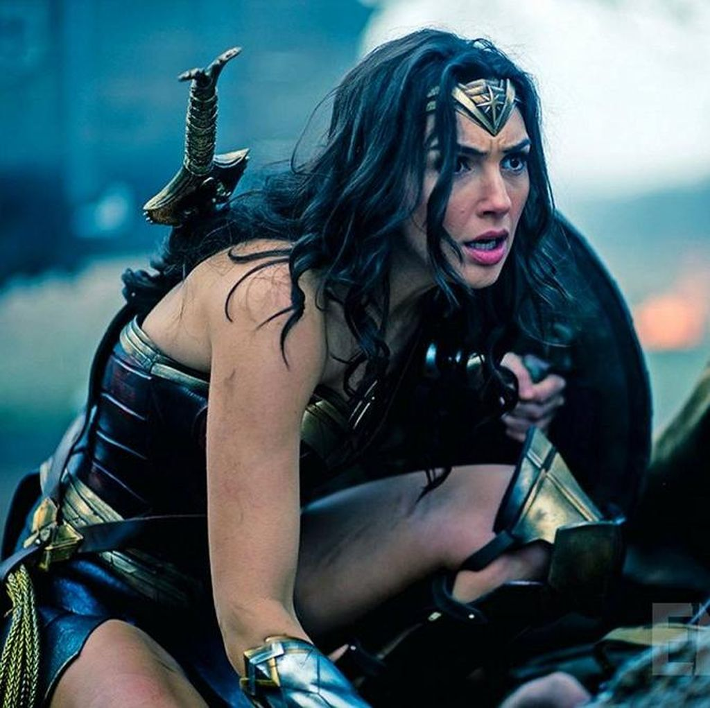 Terungkap! Ini Plot Wonder Woman 1984