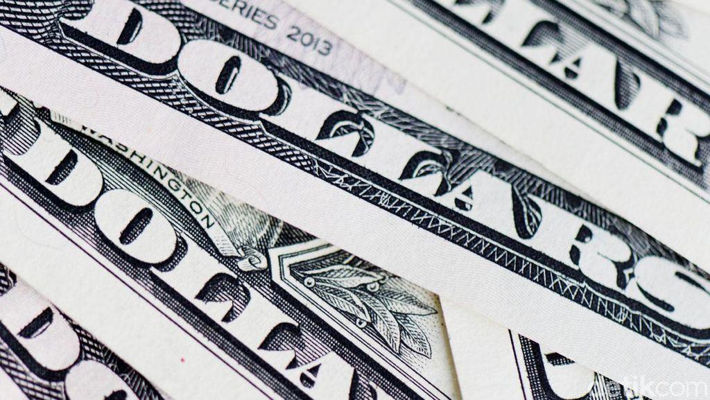 Dolar AS Gencet Rupiah ke Rp 14.145
