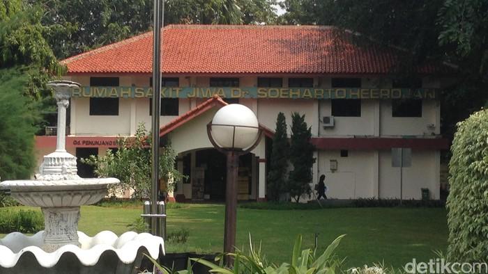 RSJ Soeharto Heerdjan tidak mendirikan TPS khusus untuk pasien dan pegawai. (Foto: Radian Nyi S)