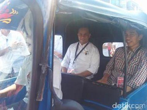 Relasi Jokowi-Anies yang Tetap Harmonis