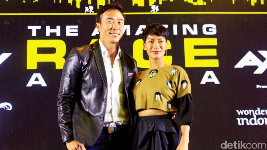 Jelajah Indonesia Bareng Tara Basro di The Amazing Race Asia
