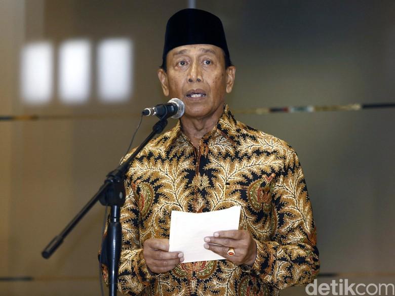 Hanura Rapat Pleno Bahas Posisi Wiranto Hari ini