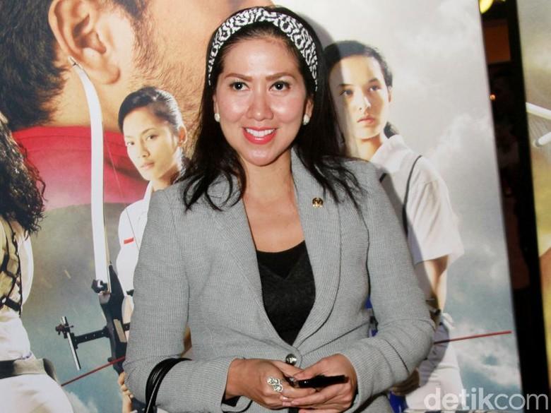 Venna Melinda Ingin Segera Kantongi Hak Asuh Resmi Putri Angkatnya