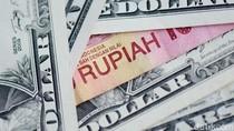 Rupiah Terlemah di Asia, Dolar AS Tembus Rp 14.510