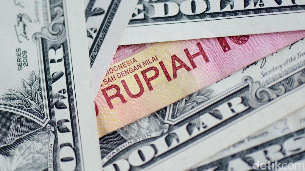 Dolar AS Jinak Lagi ke Rp 14.090