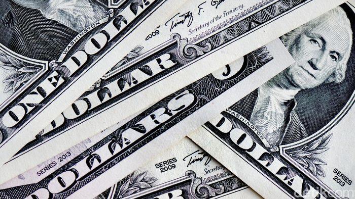 Ilustrasi Dolar AS