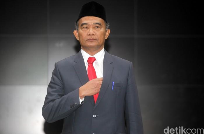Mendikbud Muhadjir Effendy (Lamhot Aritonang/detikcom)