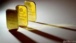 Harga Emas Antam Betah di Rp 779.000