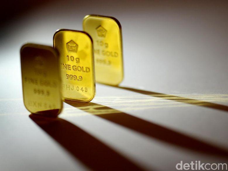 Beli Online Emas Batangan Sertifikat Tidak Disertakan