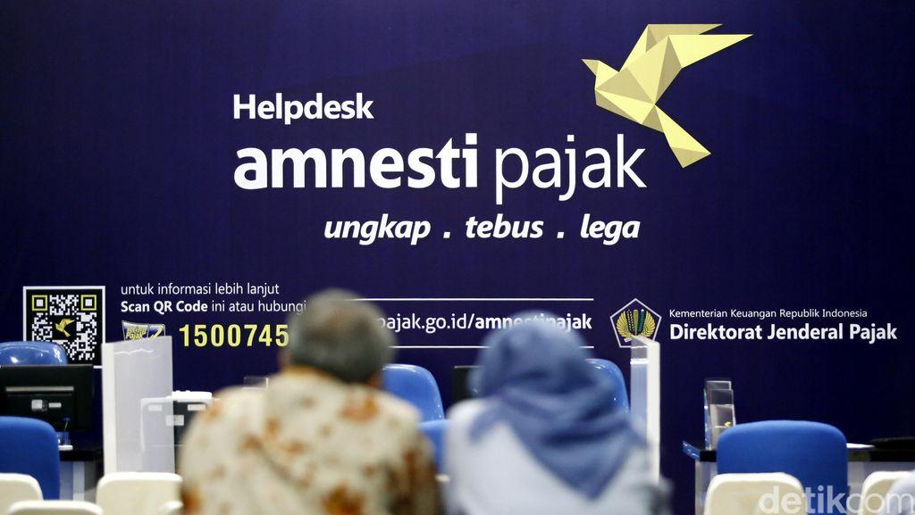 Ditjen Pajak Masih Pelajari Wacana Tax Amnesty Jilid II