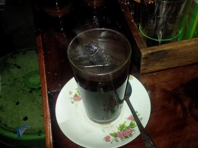 Nikmatnya Kopi Joss Lik Man di Yogyakarta