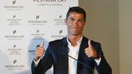Virus Corona Bikin Cristiano Ronaldo Tunda Peresmian Hotelnya