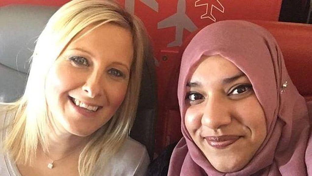 Viral, Cerita Hijabers Berteman dengan Wanita yang Sebut Dirinya Teroris