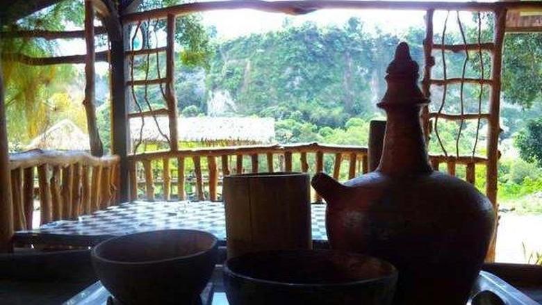 Aia Kawa, minuman daun kopi khas Bukittinggi (Artalentalle1/dTraveler)