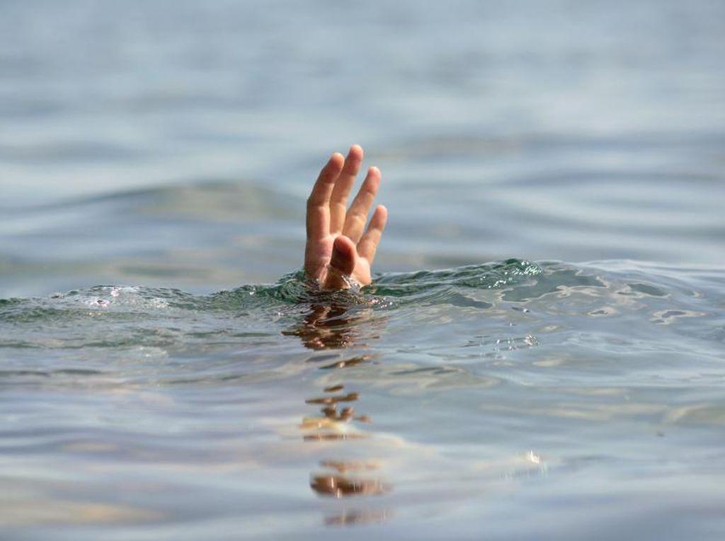 Seorang Balita Tewas Setelah Hanyut di Sungai Serang Boyolali