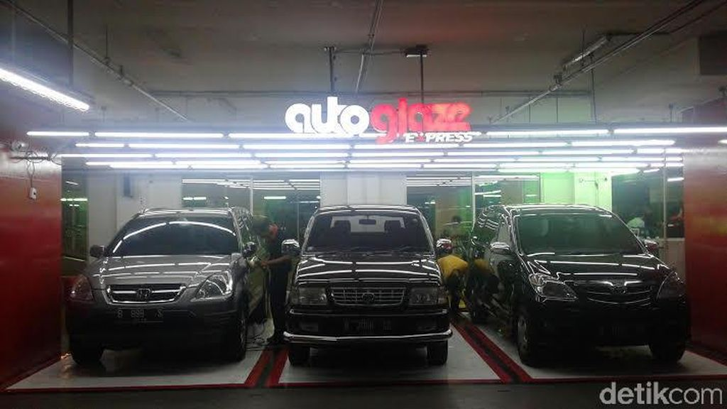 Anies Atur Usaha Cuci Mobil, Pengusaha Tidak Khawatir