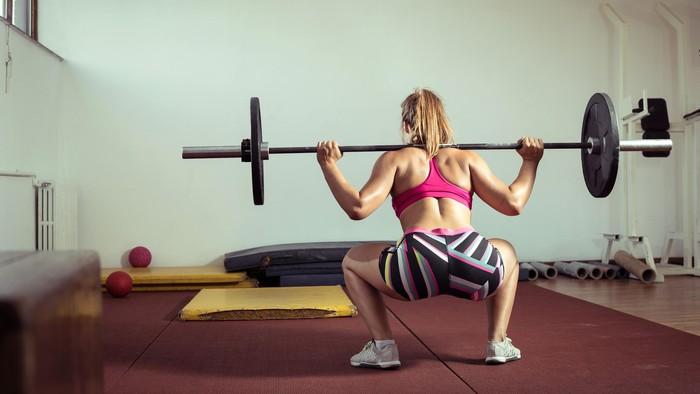 Usai berolahraga berat biasanya muncul nyeri yang disebut DOMS (Foto: thinkstock)