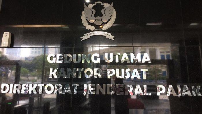 Kantor Pusat Ditjen Pajak/Foto: Dana Aditiasari-detikFinance
