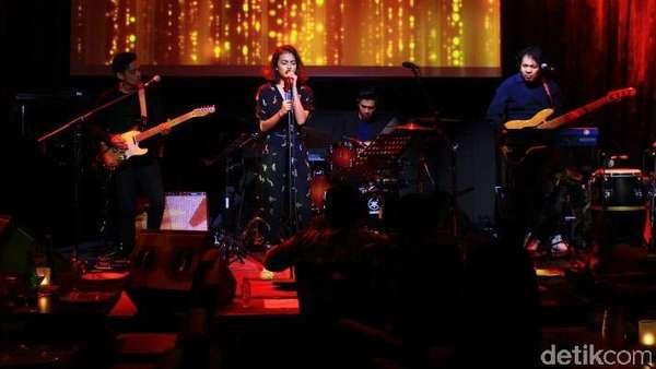 Konser Jazzphoria Eva Celia