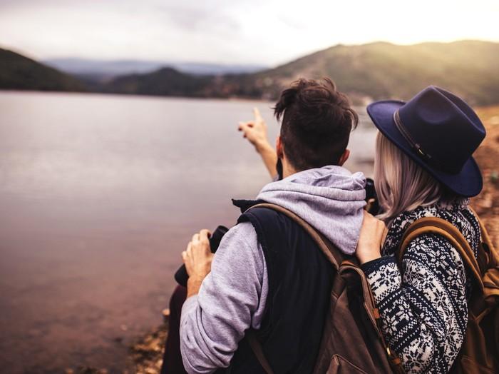 Ilustrasi pasangan liburan. Foto: Thinkstock