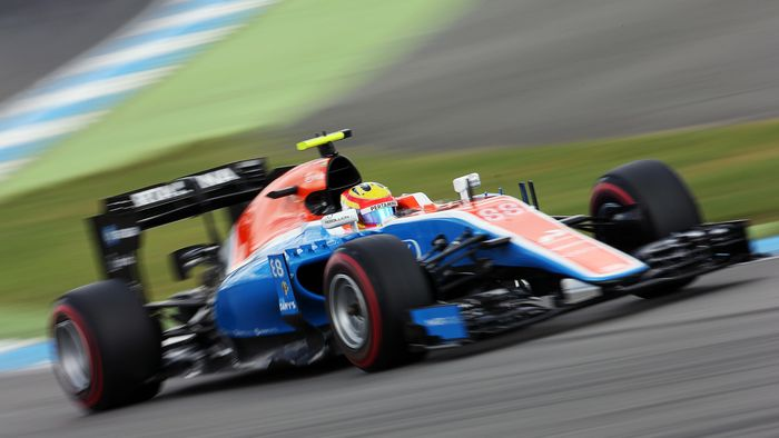 Foto: Manor Grand Prix Racing Ltd