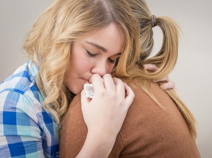 Ibu yang cemburu karena anak dengan dengan calon mertua/Foto: ilustrasi/thinkstock