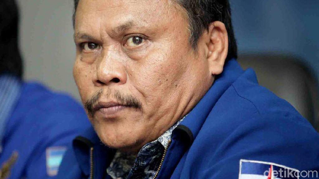 Jhoni Allen: SBY Bukan Pendiri Partai Demokrat