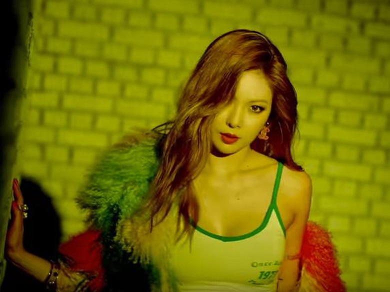 Foto: Hyuna (Official YouTube Channel)