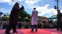 Guru Ngaji Cabuli 2 Santri di Aceh, Terancam Hukuman Cambuk 90 Kali
